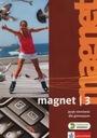 Magnet 3 Podręcznik wieloletni + CD Gimnazjum Mot