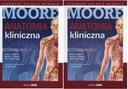 Anatomia kliniczna MOORE'A Tom 1-2 ~2015~ KURIER 0