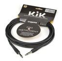 Klotz KIK kabel instrumentalny duży jack 4,5m