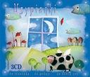 USYPIANKI KOŁYSANKI [3CD] Śpij dziecinko