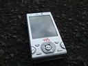 Sony Ericsson Walkman 995 Srebrny. Gwarancja PL