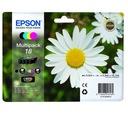 4x TUSZ EPSON 18 EXPRESSION HOME XP30 XP302 XP305