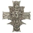 Krzyż 3 Dywizji Strzelców Karpackich Monte Casino