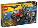 LEGO 70907 BATMAN MOVIE -POJAZD KILLER CROCA K-LIN