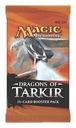 MTG Dragons of Tarkir Booster Pack