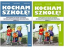 KOCHAM SZKOŁĘ! zeszyty ćwiczeń do nauki czytania