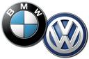 BMW AUDI MERCEDES VW FORD NAKLEJKI ŚCIENNE 120cm