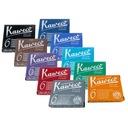 KAWECO naboje krótkie standard 10 kolorów (6 szt)