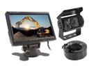 Zestaw monitor 7' + kamera cofania 12/24V W-wa