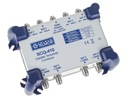 ZWROTNICA/SUMATOR TV/SAT QUAD+DVB-T TELMOR SCQ-410