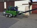 PIŁO ŁUPARKA R380 HOMOLOGACJA Z VAT 16 ton 45 cm