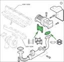 Zaślepki EGR 1.9 TiD SAAB 9-3 9-5 150KM Z19DTH Typ samochodu Samochody osobowe