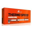 OLIMP THERMO SPEED HARDCORE 120 CAPS spalacz P-ń