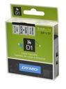 DYMO etykieta D1 biała 9mm x 7 m S0720680 40913 FV