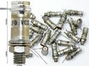 Kondensator trymer 0.8 - 12pF 750V Pistoncap USA