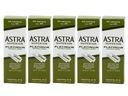 Żyletki Astra Superior Platinum 500 szt.