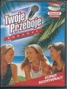 TWOJE PRZEBOJE KARAOKE 2 DVD FOLIA SUPER ROZRYWKA