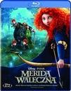 Merida Waleczna Blu-Ray DISNEY NOWY FOLIA SZYBKO