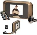 Elektroniczny wizjer do drzwi Dzwonek Wideo Wizjer