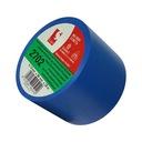 Szeroka niebieska taśma PCV Scapa 2702 50mm/25m