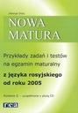 Nowa Matura Język rosyjski Rea Dosz Wwa