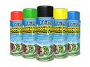 RUBBER PAINT PŁYNNA FOLIA GUMA W SPRAY 450 ML USA