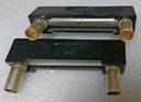 Wtyk ,zwora koncentryczna,dł.- 50mm NEC