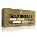 OLIMP Gold Omega 3 sport edition 120 caps WITAMINY