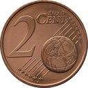 2 euro cent 2005 HOLANDIA z rolki menniczej