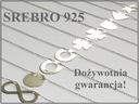 Naszyjnik gwiazd CELEBRYTKA srebro 925 SERCE
