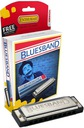 HOHNER BLUES BAND TON. C HARMONIJKA USTNA