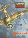 MM 6/1988 Samolot HARVARD Mk-II B