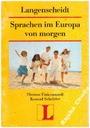 Sprachen im Europa von morgen Langenscheidt NOWA