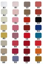 sweter CHŁOPIĘCY dwukolorowy *** 77 kolorów *** 80 Zapięcie guziki