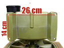 SPRĘŻARKA HV pompa powietrza kompresor olejowy Moc silnika 0.1 KM