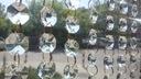 Zasłona kryształowa,łańcuchy z kryształków,kurtyny