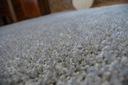 DYWAN SHAGGY NARIN 200x290 poliester szary #GR1108 Kolor odcienie szarości srebrny