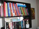 Niewidzialna półka na książki duża 13kg stal metal Głębokość mebla 15 cm