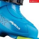 ALPINA AJ1MAX'18 Buty Zjazdowe Dziecięce 18,0/28,5 Długość wkładki 180 mm