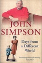 ATS - Simpson John - Days from a Different World