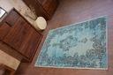 DYWAN VINTAGE 120x170 ROZETA niebieski #B212 Waga (z opakowaniem) 2.3 kg