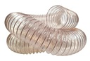 Przewód wąż odciąg trocin 100x3m POLIURETAN spiro
