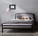 Łóżko tapicerowane metalowe 180x200 Producent