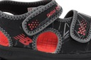 Buty sandały NEW BALANCE [K2031BRD] r.28,5 Kolor czarny czerwony