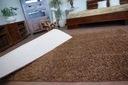 DYWAN SHAGGY 70x100 brąz 5cm gładki jednolity Rodzaj shaggy