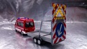 093255 VW Crafter Bus HD with safety traffic trail Marka Herpa