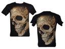 Koszulka świecąca 3D CZACHA ROCK CHANG 3D52 S- XXL
