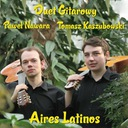 DUET GITAROWY KASZUBOWSKI-NAWARA Aires Latinos