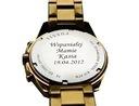 Zegarek Gino Rossi Exclusive CHRONOGRAF BOX GRAWER Typ naręczny