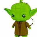 Star Wars Gwiezdne Wojny brelok Yoda latarka PL